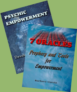 7 Oracles and Psychic Empowerment Workbook